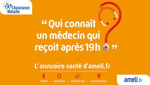 Annuaire Ameli   trouver un professionnel de santé en ligne - ADP ... 67b2f73c0eac